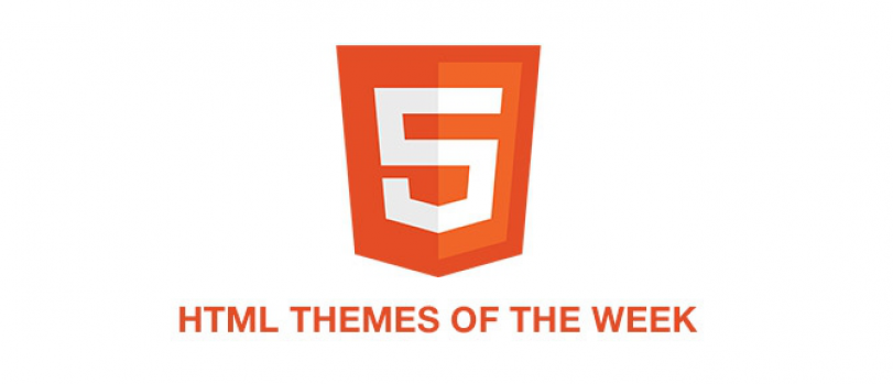 HTML THEMES OF THE WEEK