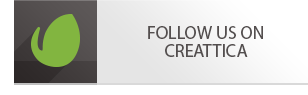 Follow Us On Creattica